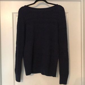 Loft Navy Sweater